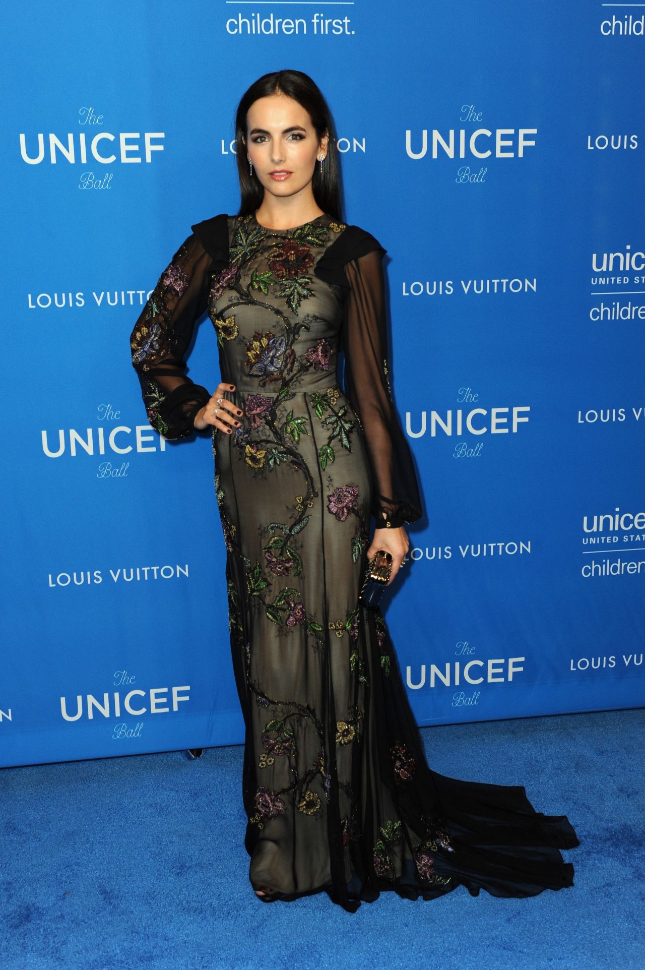 Camilla belle 6th biennial unicef ball in beverly hills 01 12 2016 1