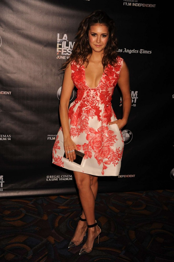 Nina dobrev the final girls screening 18 662x995
