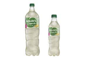 Aquarius Cero Limonada incorpora una nueva versión con extracto natural de jengibre