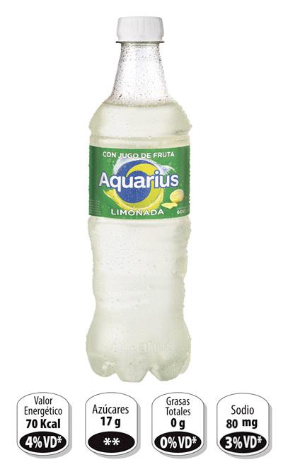 Aquarius Limonada