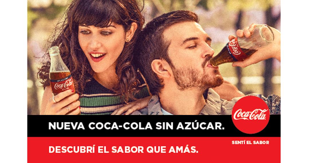 Nueva Coca-Cola Sin Azúcar