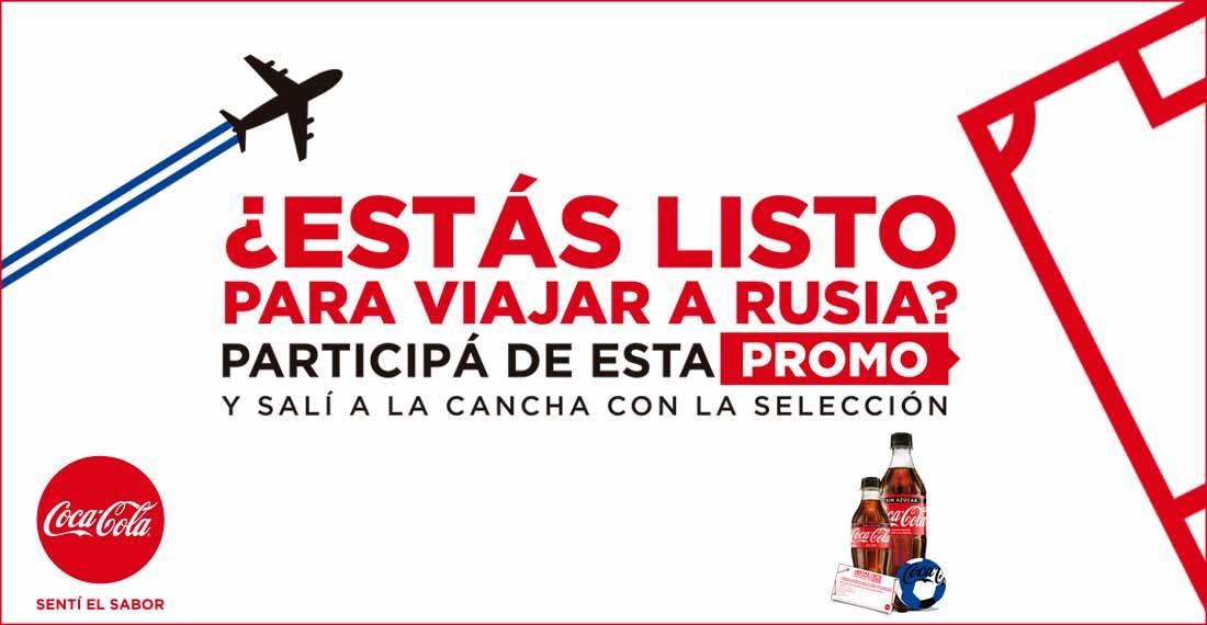 Coca-Cola - Abanderados por el Mundial