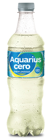 Aquarius Cero Limonada