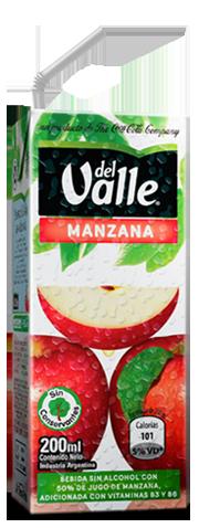 Del Valle Manzana