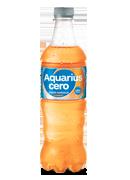 Aquarius Cero Naranja