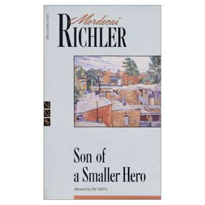 Son of a Smaller Hero (New Canadian Library), Mordecai Richler