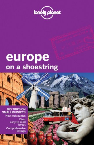Lonely Planet Europe on a Shoestring, Tom Masters