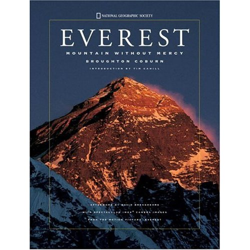 "Everest : Mountain Without Mercy, ""Coburn, Broughton"""