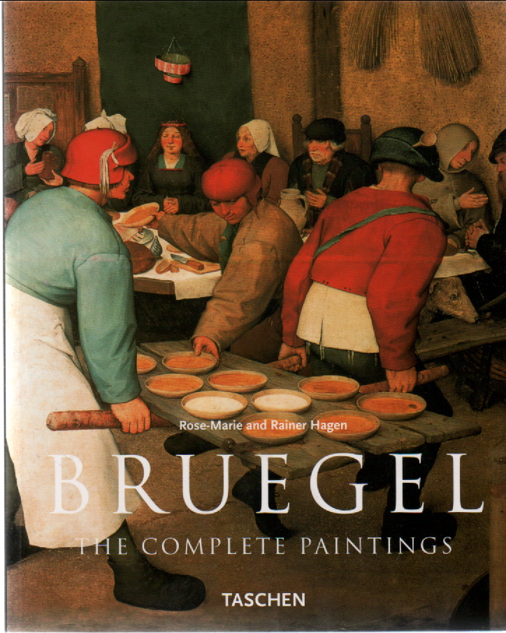 "Bruegel: The Complete Paintings (Basic Art), ""Hagen, Rainer, Hagen, Rose-Marie"""