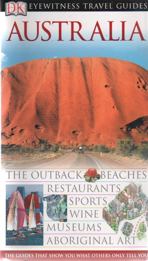 Australia (Eyewitness Travel Guides), DK Publishing