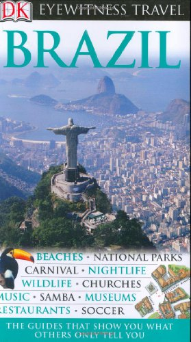 "Brazil (Eyewitness Travel Guides), ""Jenkins, Dilwyn, Marshall, Oliver"""