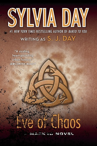 "Eve of Chaos: A Marked Novel, ""Day, S.J., Day, Sylvia"""