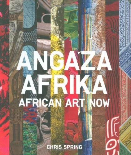 "Angaza Africa: African Art Now, ""Spring, Chris"""