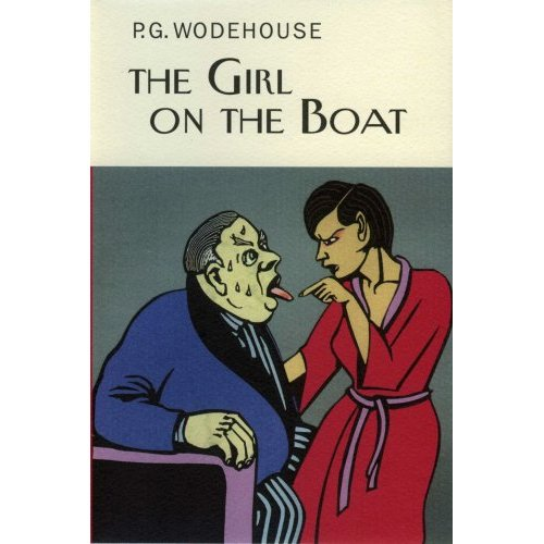 """The Girl on the Boat, """"Wodehouse, P. G."""""""