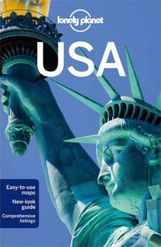 "Lonely Planet USA (Travel Guide), ""Zimmerman, Karla, Ver Berkmoes, Ryan, Skolnick, Adam, Krause, Mariella, Karlin, Adam, Grosberg, Michael, Benson, Sara, Balfour, Amy C, St Louis, Regis, Lonely Planet"""