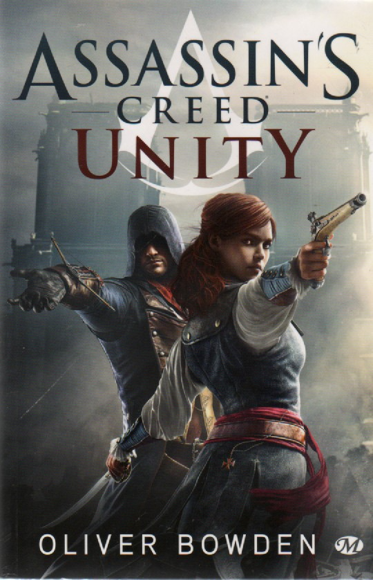 """ASSASSIN'S CREED T.07 : UNITY CANADA, """"BOWDEN,OLIVER"""""""