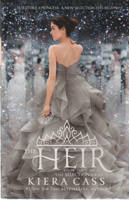 "The Heir (The Selection), ""Cass, Kiera"""
