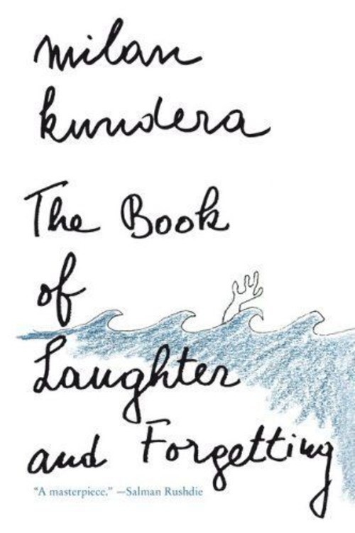 "The Book of Laughter and Forgetting, ""Kundera, Milan"""
