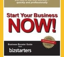Start Your Business NOW! E-Course