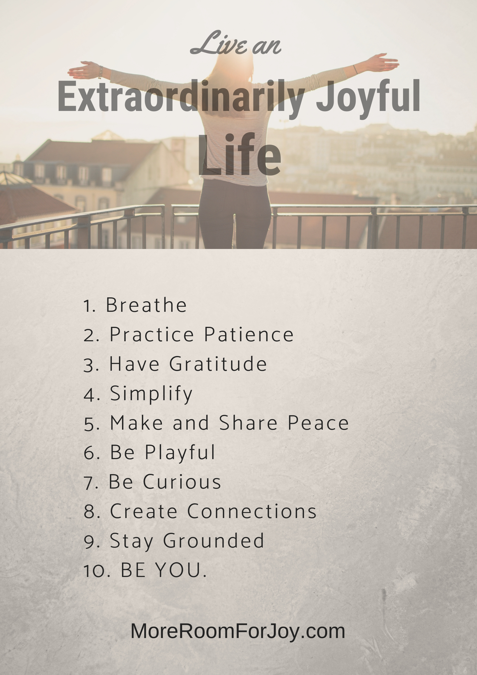 Live an Extraordinary Life (1)