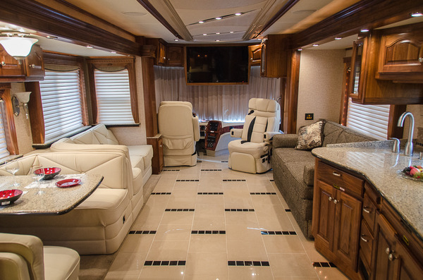 2007 country coach magna 45 %289 of 40%29