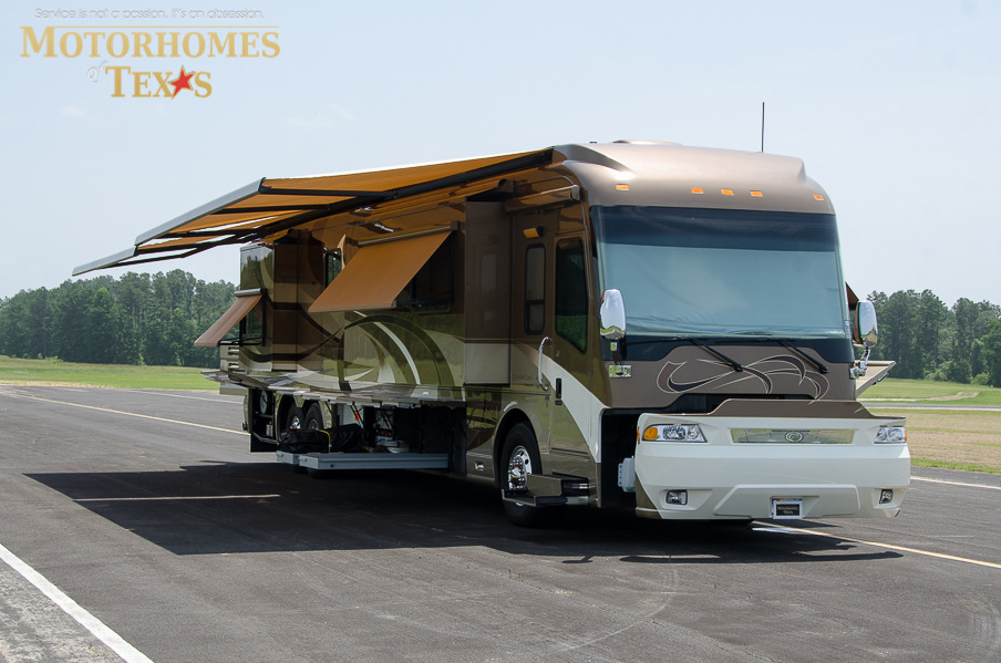 2010 Country Coach Magna 45 Priced At 319500