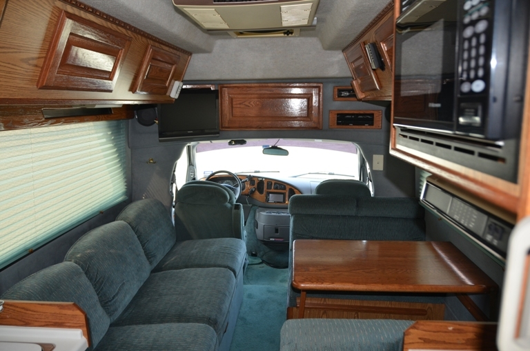 1999 Chinook Concourse 21 Priced At 24500
