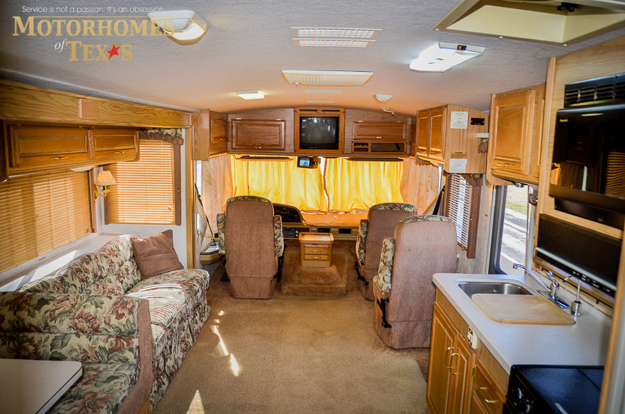 fleetwood bounder  priced