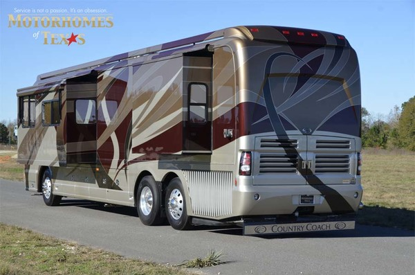 2007 Country Coach Magna 42 39 Priced At 229500