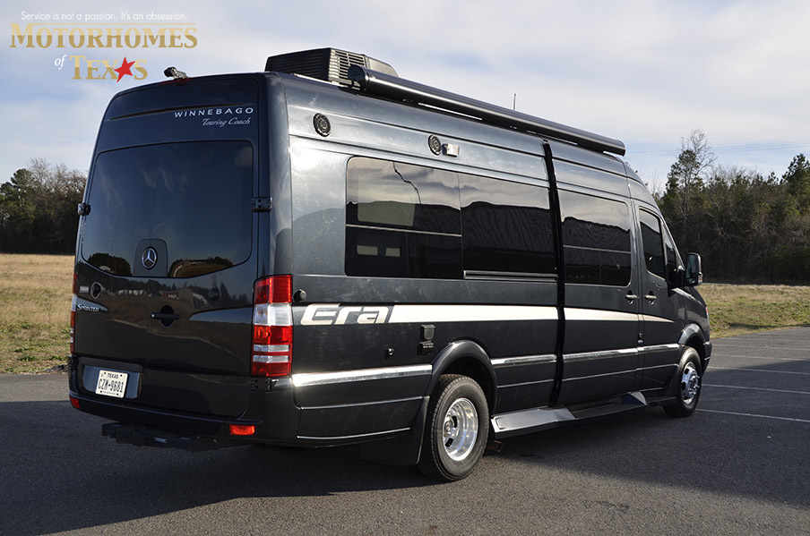 2014 winnebago era 70x priced at 76500 for Mercedes benz touring coach