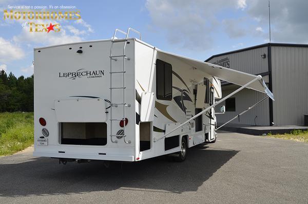 C2016 2014 coachmen leprechaun6869