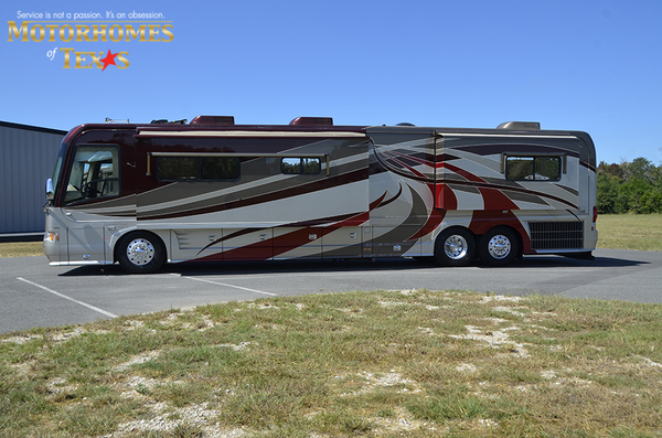 C2063 2008 country coach intrigue 8460