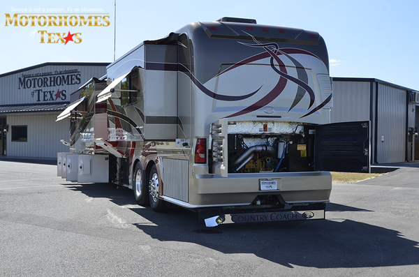 C2063 2008 country coach intrigue 8467