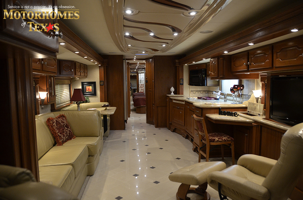 C2063 2008 country coach intrigue 8435