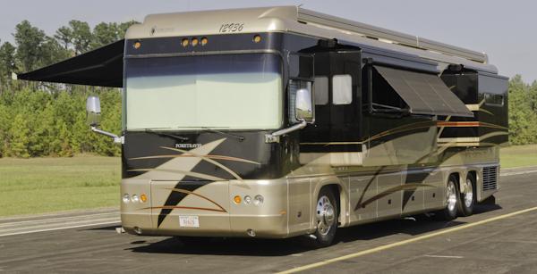 2006 foretravel phenix 40   35