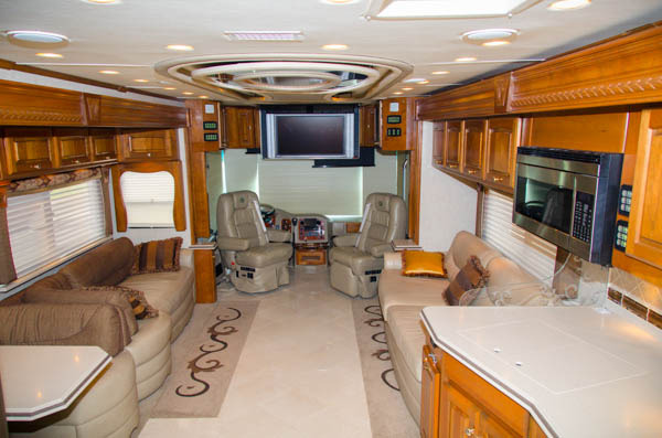 2007 holiday rambler navigator 45  35 of 40