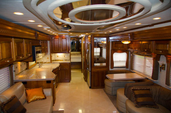 2007 holiday rambler navigator 45  37 of 40