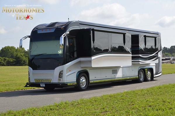 2007 Newell Coach 45' Bath & Half