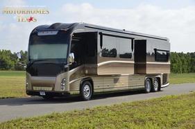 2007 Newell Coach 45' Custom