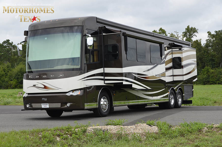 Popular 2008 Newmar Essex 4502 Priced At  234500