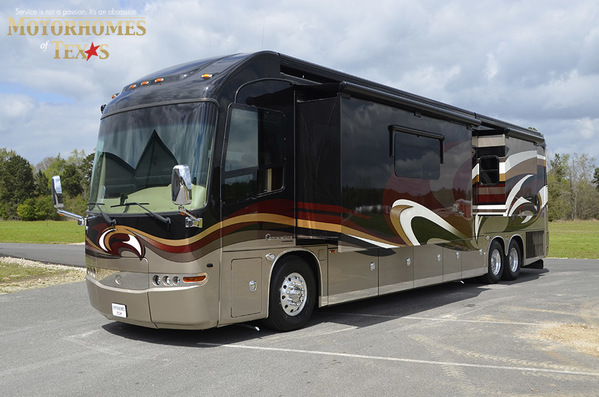 2014 Entegra Cornerstone 45B