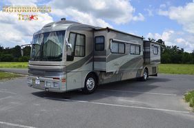 2002 Fleetwood American Coach Division American Eagle 40M
