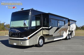2009 Tiffin Allegro Bus 43QRP