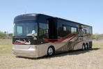 2009 Country Coach Crane Prairie 45