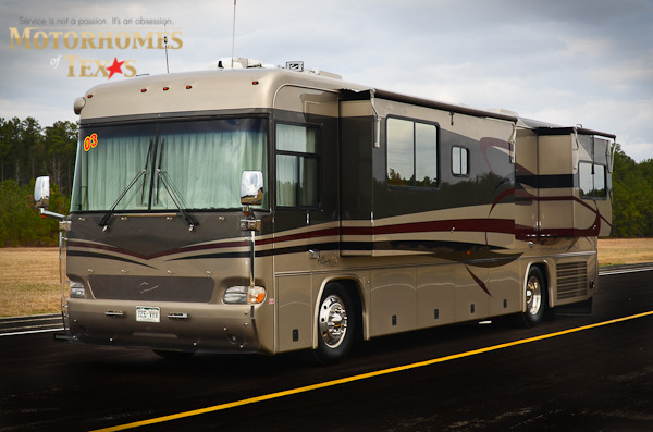 2003 Country Coach Allure 36