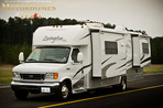 2007 Forest River Lexington 29'