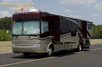 2005 Country Coach Inspire 40'