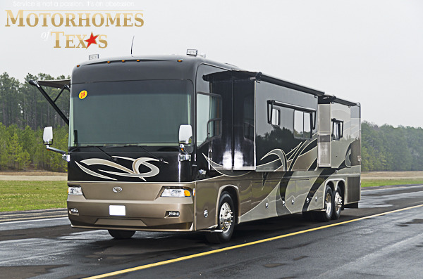 2009 Country Coach Veranda 45'