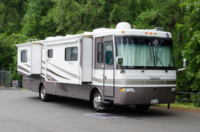 2004 Holiday Rambler Neptune 36'