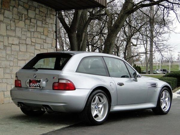 Shiny Shoe: 1999 BMW M Coupe - Moto Roster